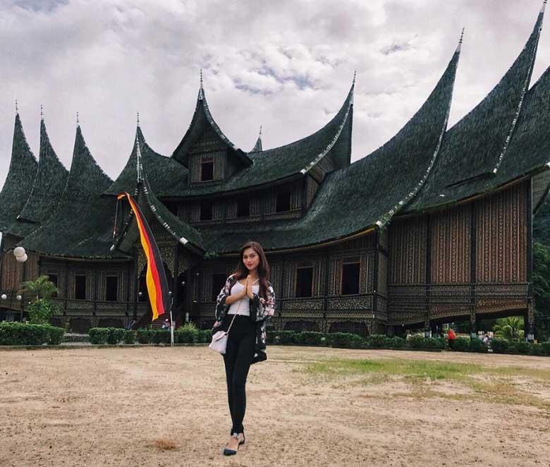Gambar Istana Pagaruyung