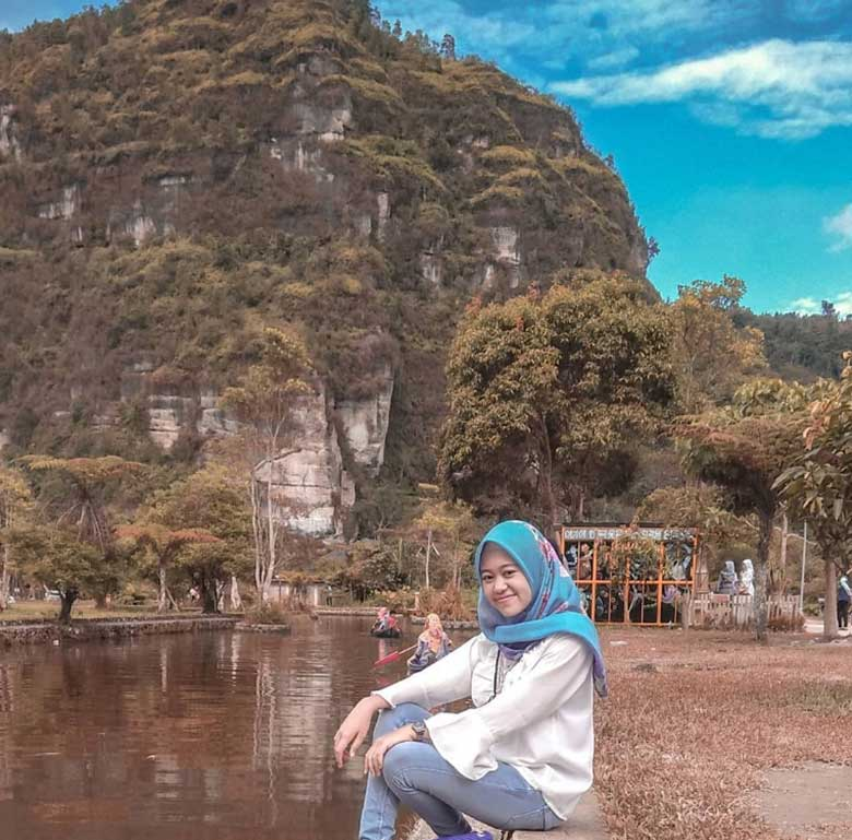 Indahnya Pemandangan Lembah Harau