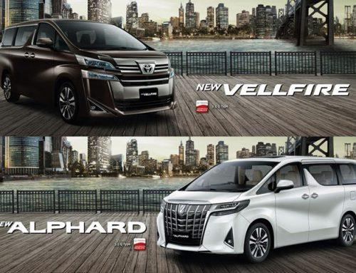 Sewa Mobil Alphard di Padang