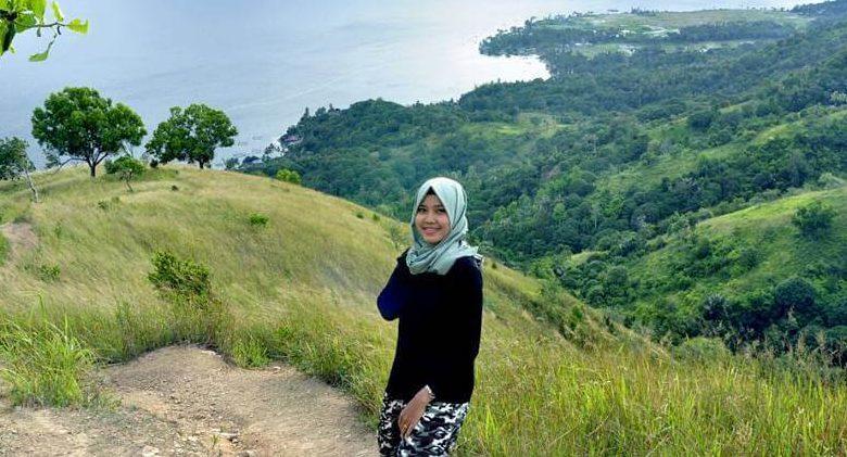 Puncak Aua Sarumpun, Bukit yang Instagramable