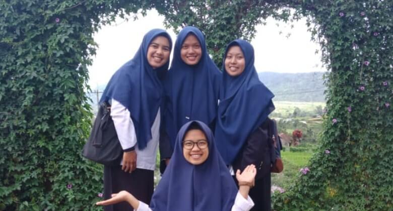 Nagari Tuo Pariangan, Tanah Datar Sumatera Barat