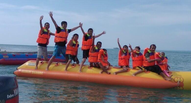 Pulau Angso Duo Sumatera Barat