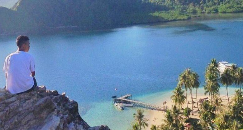 Pulau Pasumpahan, Keindahan Alam Yang Dinantikan