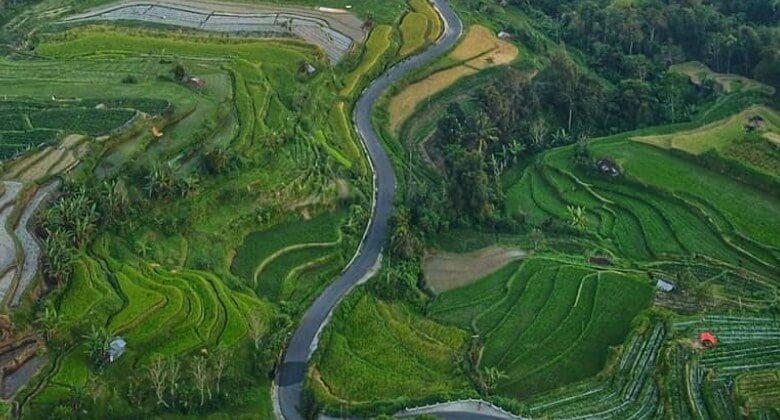 Nagari Tuo Pariangan, Desa Adat Terindah yang Diakui Dunia