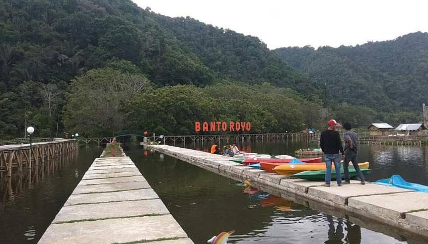 Wisata Air Banto Royo