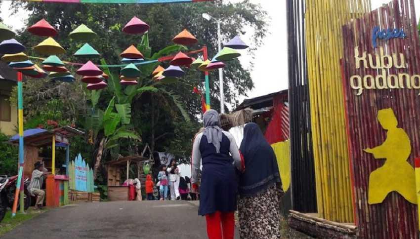 desa wisata kubu gadang