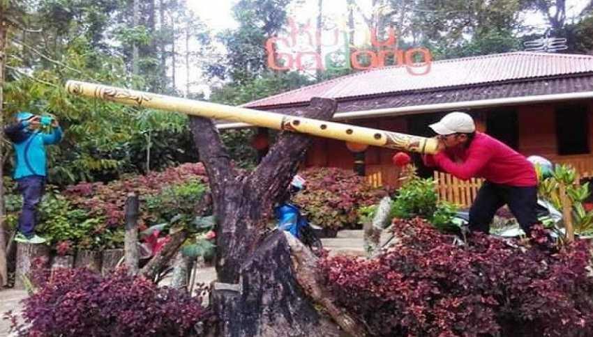 pariwisata desa kubu gadang