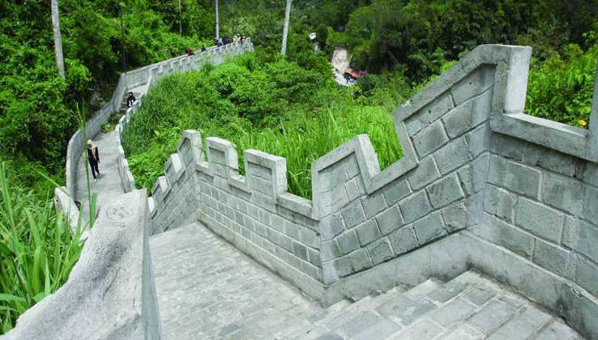 tembok janjang koto gadang