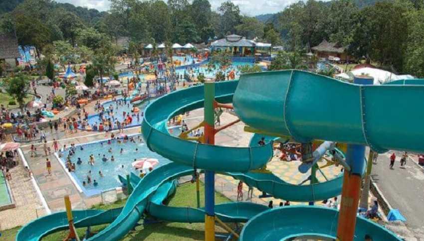 tempat wisata mifan waterpark & resort