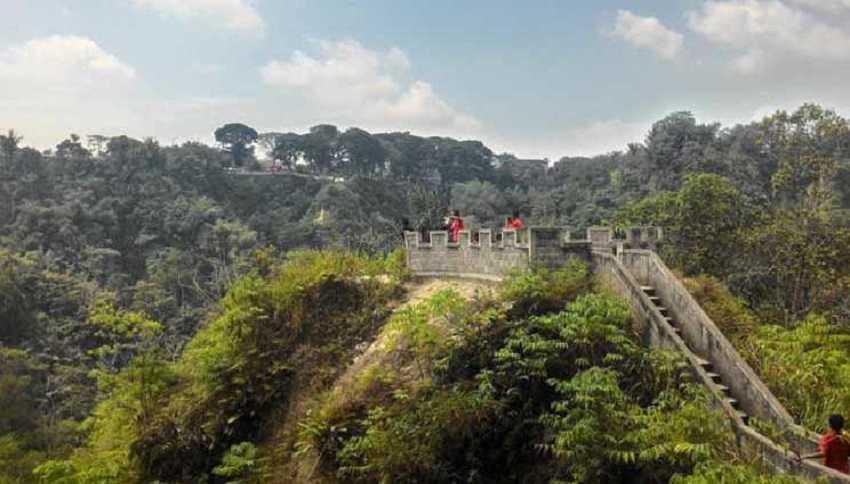 wisata janjang koto gadang