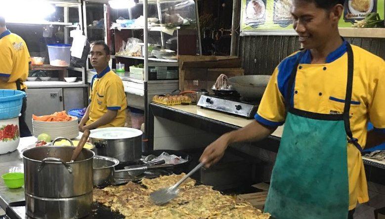 Chef Restoran Malabar Arham