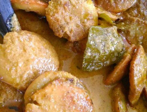 Makanan Ekstrem khas Padang Gulai Jariang Muda
