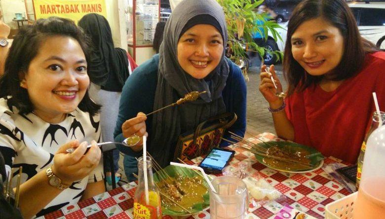 Kuliner Sate Itjap Padang