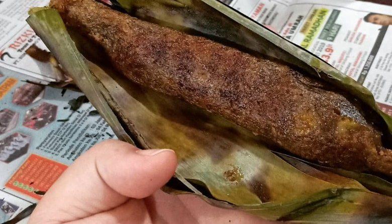 Lompong Sagu Kuliner Padang