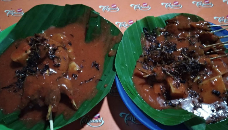 Sate Lokan Restu Illahi