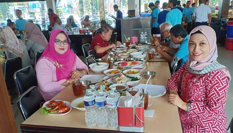 Suasana RM Lamun Ombak
