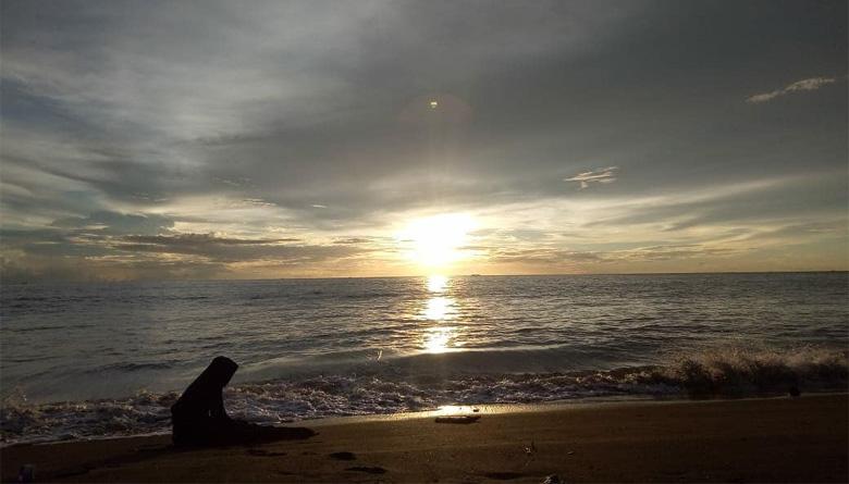 Pantai Gajah Padang