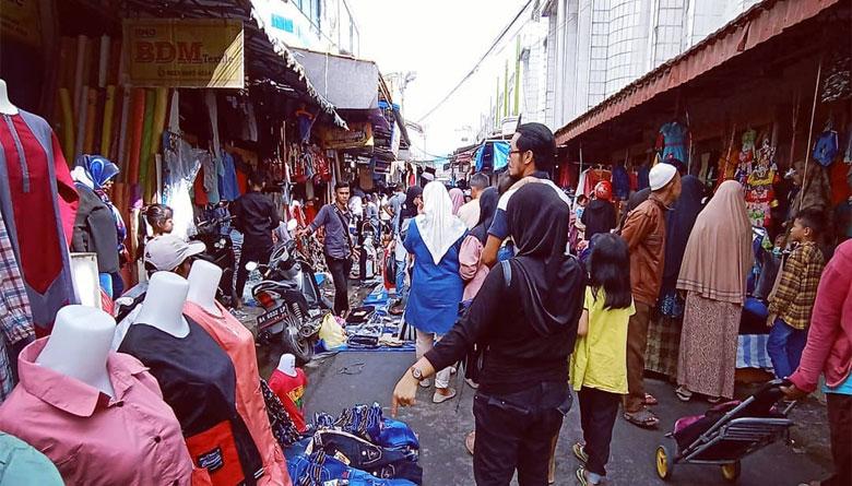 Pasar Aur Kuning Bukittinggi