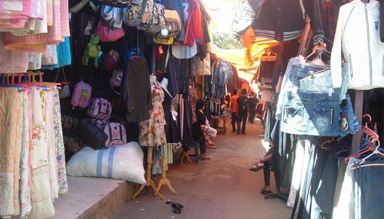 Pasar Tebing Bukittinggi