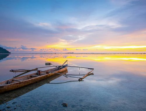 10 Wisata Pantai di Padang Dengan Pemandangan Yang Indah