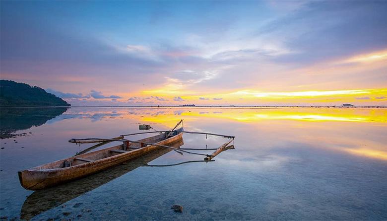 Wisata Pantai di Padang
