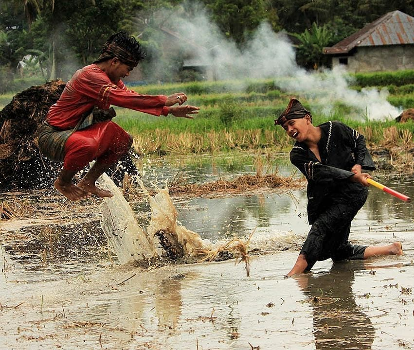 Desa Kubu Gadang