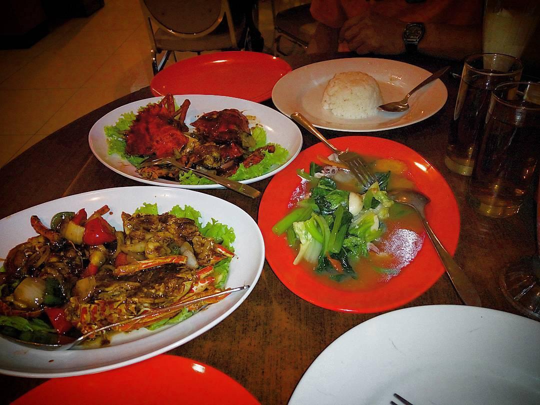 Apollo Seafood Padang
