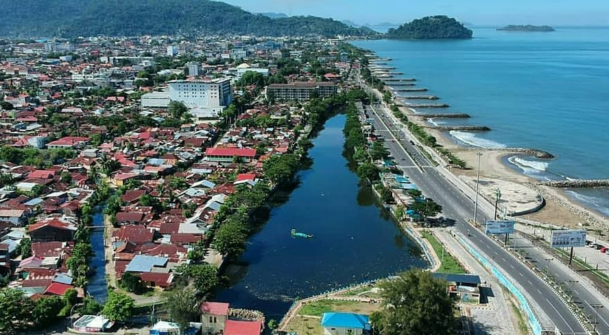 5 Tempat Wisata Romantis Di Kota Padang Rental Mobil Padang