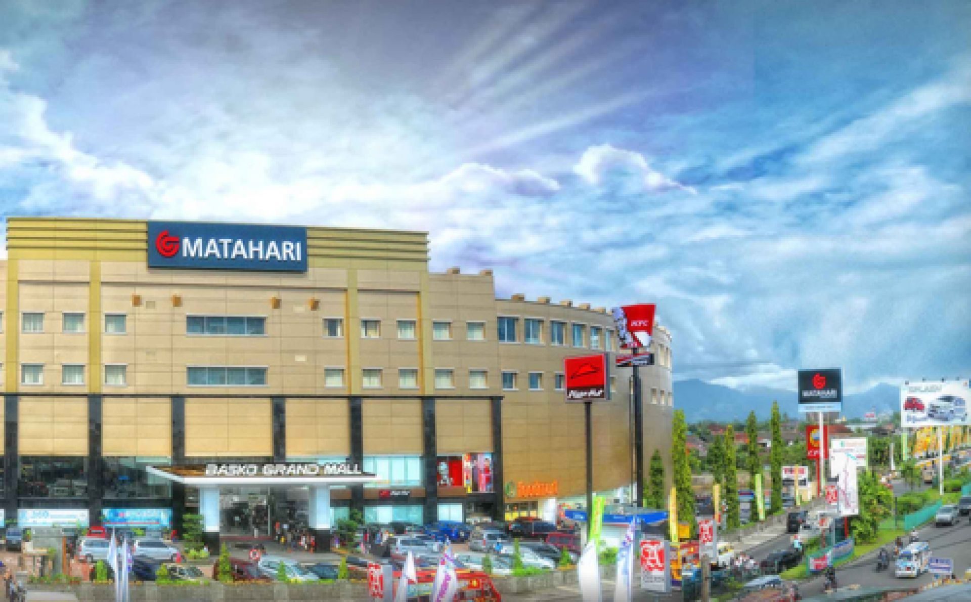 Tempat Belanja di Padang yang Mewah dan Mengesankan ...
