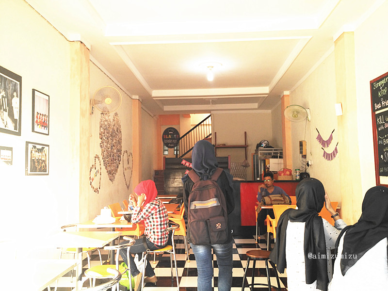 cafe korea di padang