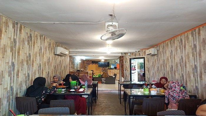 gomawo resto, restoran korea di kota padang