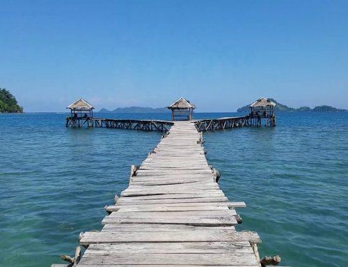 Pantai Manjuto Padang: Merasakan Vakansi Seperti di Luar Negeri