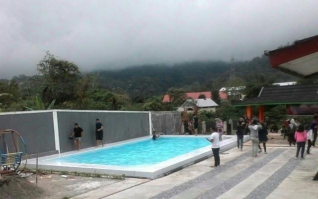 fasilitas villa widya di kota padang