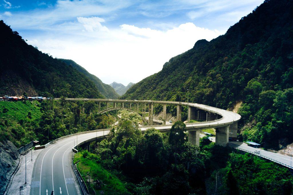 jambatan kelok sembilan