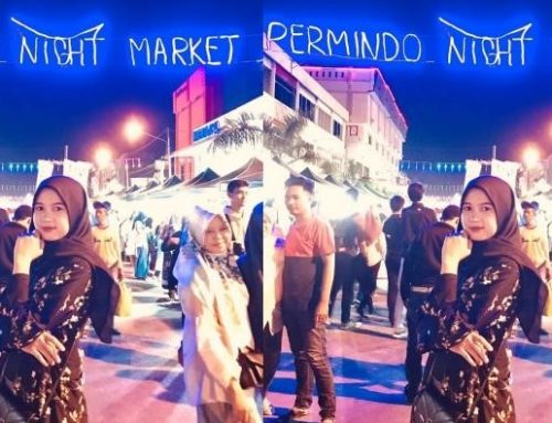 Permindo Night Market, One Stop Destination di Padang