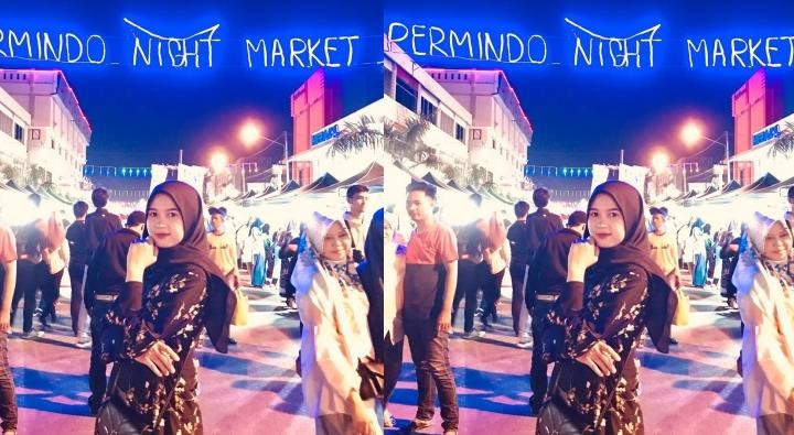 permindo night market