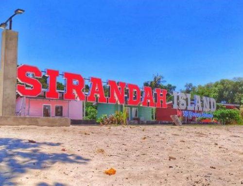 Sirandah Island, Wisata Alam yang Masih Asri di Padang