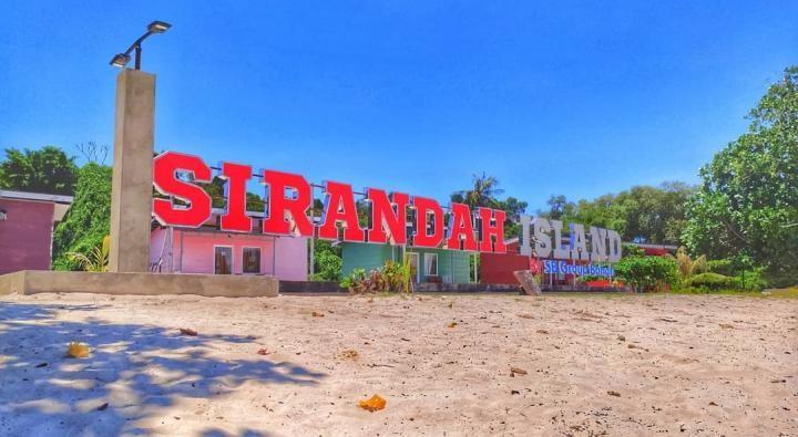 sirandah island