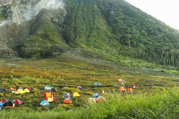 lokasi gunung talang