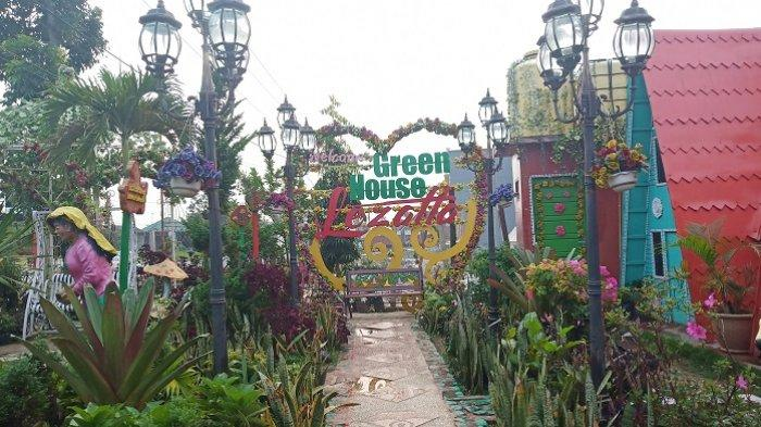 green house lezatta padang