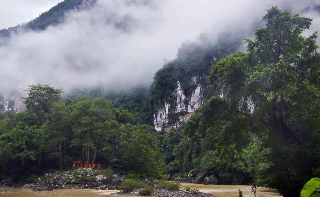 lokasi wisata silokek