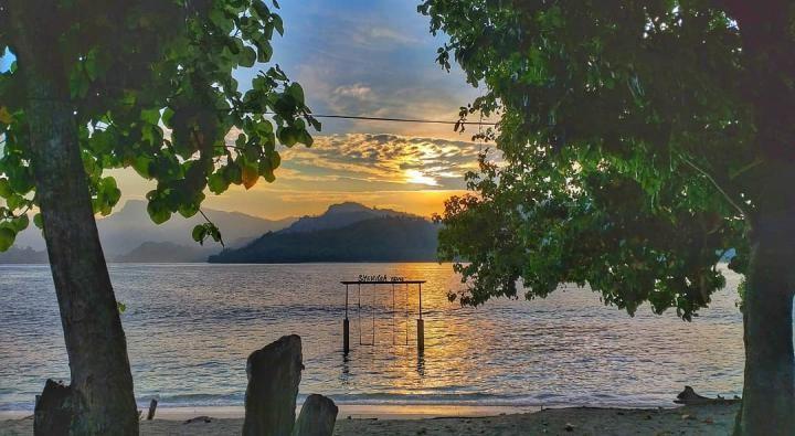 lokasi sirandah island